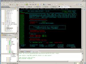 Cobos 3270 terminal emulator