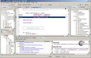 SC4eclipse COBOL Refactoring After