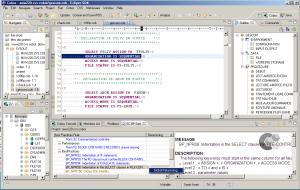 SC4eclipse COBOL Refactoring Before