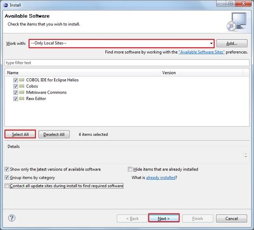 Open cobol windows installer